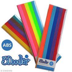 Compra nuestros productos a precios mini Recharge bâton plastique ABS Stylo 3D - 25 pcs - Entrega rápida, gratuita a partir de 89 € !