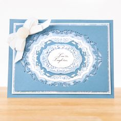 Create and Craft Couture Enchanted Escapes Corners Template (100069) | Create and Craft