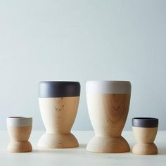 Small Wooden Planters (Set of 2): Potted to perfection. #food52