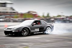 Touge Factory Rocket Bunny S13 at Automass Rd. 1 by mattmagnino, via Flickr