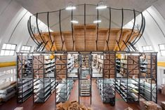 studiometrico designed the offices of snow and skate company Comvert, located in Milan, Italy. The Bastard Store is the result of the conversion of a