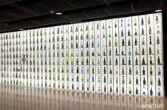 japanese sake display