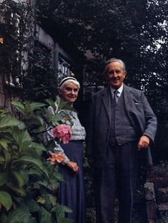 Edith and J.R.R. Tol