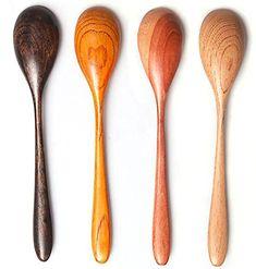 Wooden Spoon Carving, Carved Spoons, Wood Spoon, Wood Carving, Wooden Kitchen Set, Kitchen Dining, Wooden Workshops, Spoon Art, Wood Design