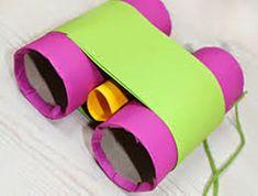 MENTŐÖTLET - kreáció, újrahasznosítás: Papírgurigából játékok