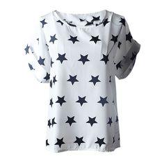 19 Tipos de Estilo Mujeres de la Camiseta 2016 Verano Único Imprimir Tops la Moda de Manga corta Camisetas Talles para Las Mujeres Camiseta Camiseta Femme