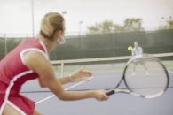 """We believe ladies leave their weekly tennis clinics or USTA team matches with more energy and far greater self confidence."""""""
