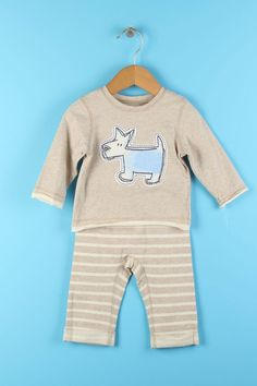 Baby Lulu Infant Mark Tee Set