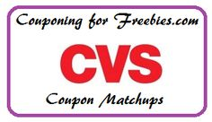 CVS Ad Coupon Matchups 10/6 - 10/12 - http://couponingforfreebies.com/cvs-ad-coupon-matchups-106-1012/