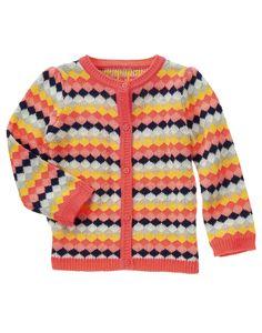Geo Cardigan Sweater at Crazy 8
