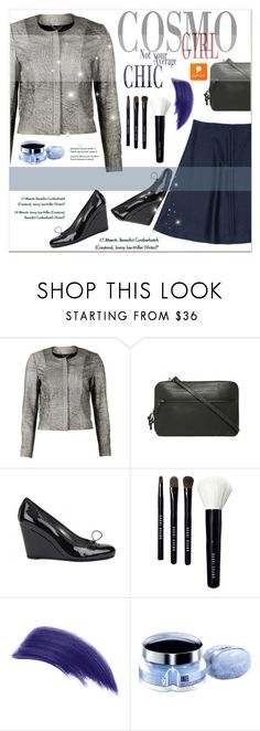 """Popmap"" by janee-oss ❤ liked on Polyvore featuring Sandqvist, Bobbi Brown Cosmetics, Ellis Faas and Thierry Mugler"
