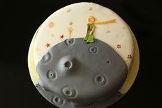 the little prince birthday cake