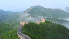 Mountains, Nature, Travel, Great Wall Of China, Life, Voyage, Viajes, Traveling, The Great Outdoors