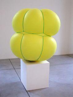 "LIONEL ESTEVE  View of the exhibition ""Lionel Estève"" in 2004 at Galerie Baronian-Francey Brussels (Belgium)"
