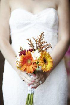 Rustic Wedding Bouquet from rusticweddingchic.com