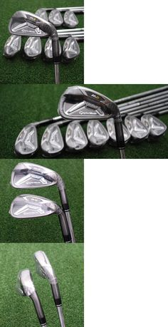 Golf Clubs 115280: Taylormade Golf M2 Tour Iron Set 4-Pw+Aw Irons Steel Xp 95 S300 - New -> BUY IT NOW ONLY: $589.95 on eBay!