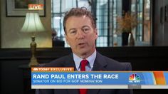 Rand Paul Clashes with 'Today' Host Savannah Guthrie in Interview about Foreign Policy - Breitbart