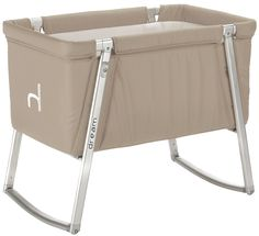 Babyhome Dream Bassinet- Sand