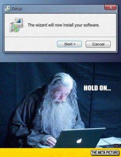 The Setup Wizard
