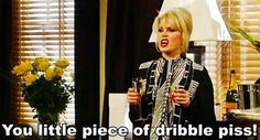 ABSOLUTELY FABULOUS PATSY STONE quotes