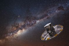 The European Space Agency's Gaia spacecraft will create a three-dimensional map of the Milky Way, revealing information about its composition, formation and evolution. The mission will measure the position for about one billion stars in our galaxy and local group, with radial velocity measurements for the brightest 150 million objects. Gaia will launch in 2013 on a five-year mission, with a possible one-year extension…