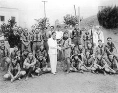 #JFK en Monterrey 1935
