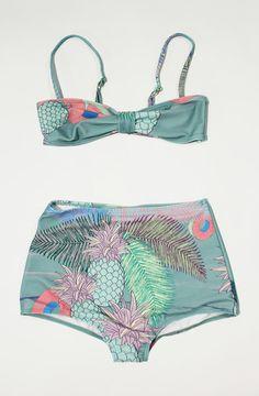 Jungle Bikini -Tropica Twilight