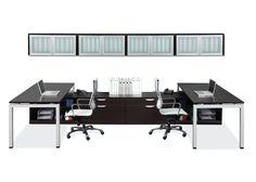 Heavy Duty Steel Office Desks