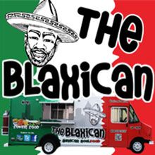 The Blaxican at the Atlanta Food Truck Park off Howell Mill..