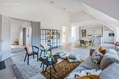 elegant attic