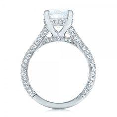 Custom Diamond Engagement Ring | Engagement Rings | Joseph Jewelry