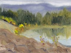 Autumn by the Quarry — Rob Tijink