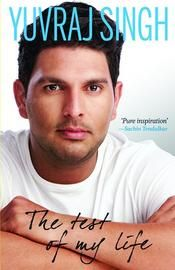 'The Test of My Life' is a memoir of the dashing Indian team Cricketer, Yuvraj Singh, while he was fighting his ordeal with Cancer. The book is all about Cricket, Cancer and back to Cricket again. It talks about the indestructible love that Yuvraj has for Cricket that even a perilous disease like Cancer did not stop him from playing in the World Cup in 2011.