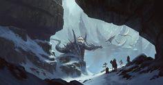 Badass Fantasy Illustrations by Klaus Pillon