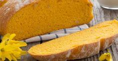 Recette de Pain au potiron sans sucre et sans beurre. Facile et rapide à réaliser, goûteuse et diététique. Ingrédients, préparation et recettes associées.