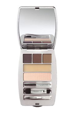 Clarins 'Pro Palette' Eyebrow Kit.  Now this looks promising for those of us with practically non-existent brows.