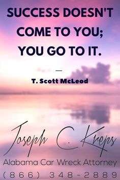 #Car #Wreck #Attorney #Birmingham #Alabama - We are here now to help you with your Birmingham Car Wreck Case. Call Today.  Success doesn't come to you; you go to it. ― T. Scott McLeod  https://www.krepslawfirm.com/2017/09/06/car-wreck-attorney-birmingham-alabama-3/ - #KLF