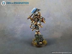 Den of Imagination - Your Miniature Painting Service We are a registered studio in Torun, Poland. We have been in line of work since 2008. Our still growing staff of painters and sculptors is ready to work on any project you can imagine! We are credible, solid and reliable. We work best with large commissions and we guarantee fast service. ------------------------------------------------------------------------------------------ WEBSITE: denofimagination.com/ YOUTUBE: www.youtube.com/user...