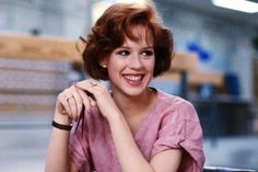 Thanks to her work with director John Hughes, Molly Ringwald was one of the most iconic teenagers in film history. Molly Ringwald, Breakfast Club Characters, The Breakfast Club, Iconic 80s Movies, Iconic Movie Characters, 80s Icons, Die 100, Blogging, Celebrities Then And Now