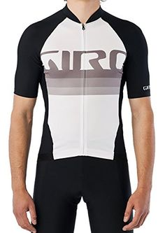 Giro Chrono Pro Jersey Short Sleeve Mens Logo Titanium L   Click image to  review more details.Note It is affiliate link to Amazon.  la 365969f13