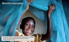 April 25 is #WorldMalariaDay. Join the global conversation and show us how you're #ReadyToBeatMalaria #WorldMalariaDay