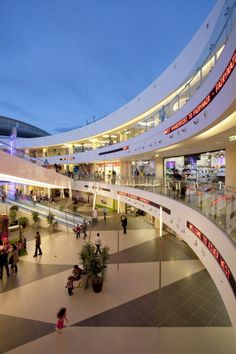 River West Shopping Mall, Athens, Toner Mimarlik, Architects