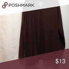 "Essential long sleeve tee just my size Essential long sleeve tee just my size. NWOT very soft tee size 30W/32W 100% cotton 31 1/2"" long Just My Size Tops Tees - Long Sleeve"