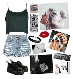 """Let my love you ❤"" by tany-buny ❤ liked on Polyvore featuring Boohoo, Bellezza and Lime Crime"