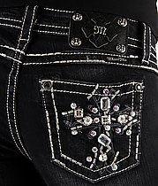 Miss Me Easy Skinny Stretch Jean #buckle #fashion www.buckle.com