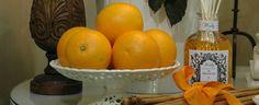 Arancio e Cannella, una Fragranza per Ambiente discreta ma persistente adatta alle zone giorno della casa. Perfetta in cucina. www.wallycosmetici.com