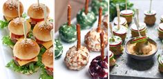 Klein und mit einem Haps im Mund: Food Pops sind DAS neue Partyfood
