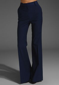 These better go on sale too haha.  Cara Trouser by Marlene Birger.
