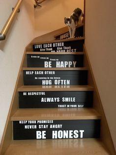 激安で階段リメイク(o´〰`o)❤