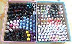 My Nail Polish Collection - max MAKEUP CHERIMOYA MAGICAL NAIL - LA Colors Nail Art Lacquer - O.P.I. Nail Lacquer - love & beauty nail polish - L.A. Girl black light nail polish - L.A. Girl Rock Star nail lacquer - L.A. Colors Color Craze nail polish &  L.A. Colors nail lacquer with hardeners - Laushine Nail Polish - BK Nail Polish - e-Tude House - ALLUE My first... Nail Colour - Bobbie Premium Nail Creme - Twinkle Nail Polish in Frosted - SKIN FOOD & more. :)  #opi #lacolors
